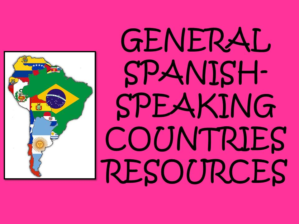 General Spanishspeaking Countries Resources: Spanish Country Facts Sheet At Alzheimers-prions.com