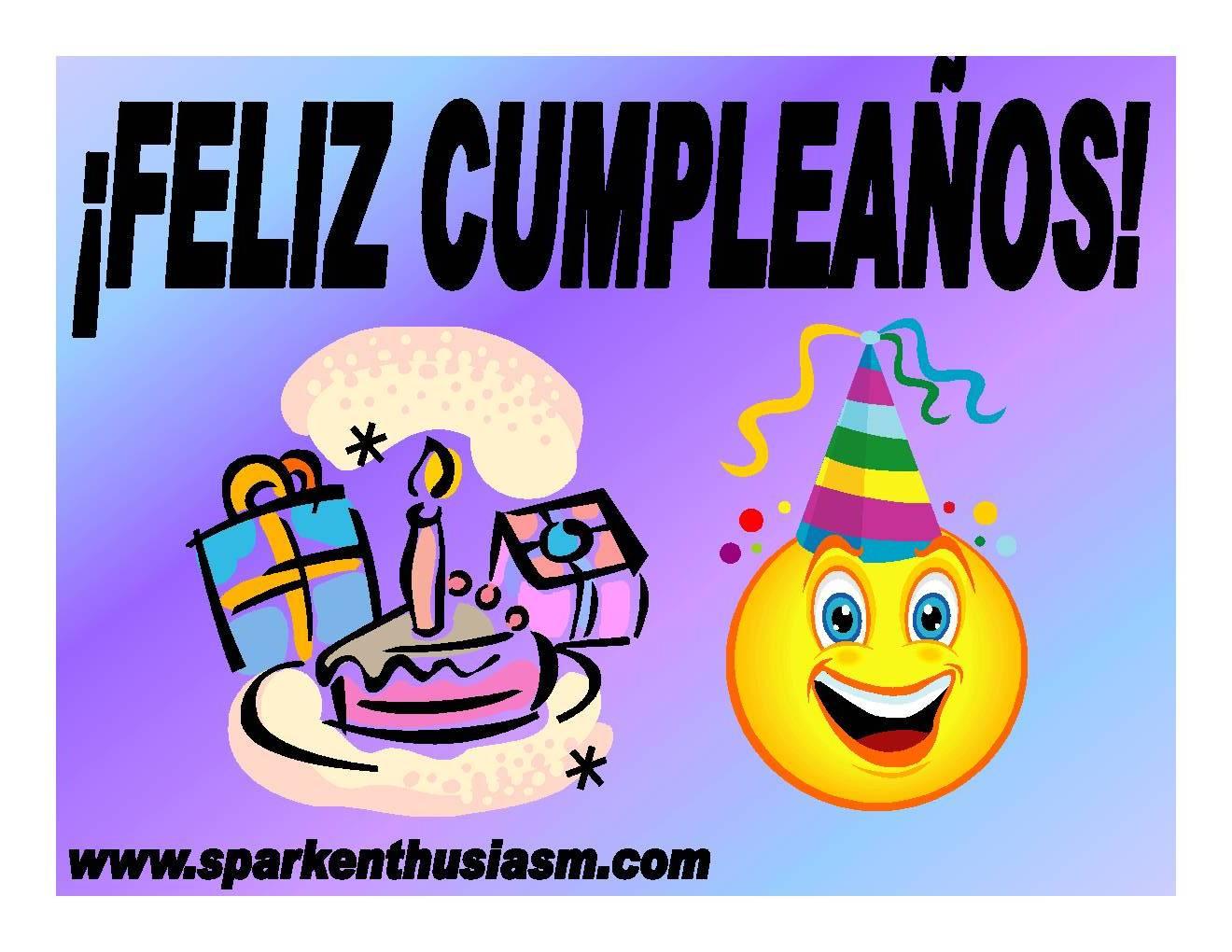 Happy birthday power point how to sing happy birthday in spanish