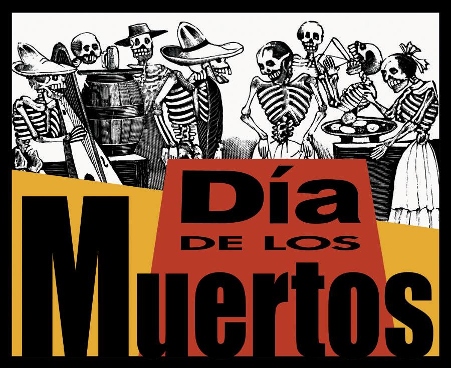 Spanish Project: El Día de Los Muertos by Jake Ratajczak on Prezi