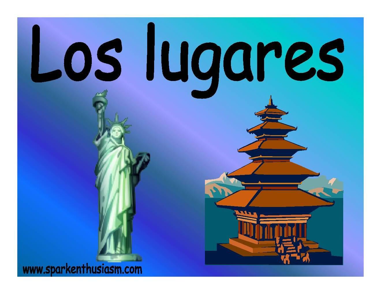 Spark Enthusiasm Books Publications # Los Muebles Powerpoint
